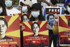 Aung San Suu Kyi `must step in'
