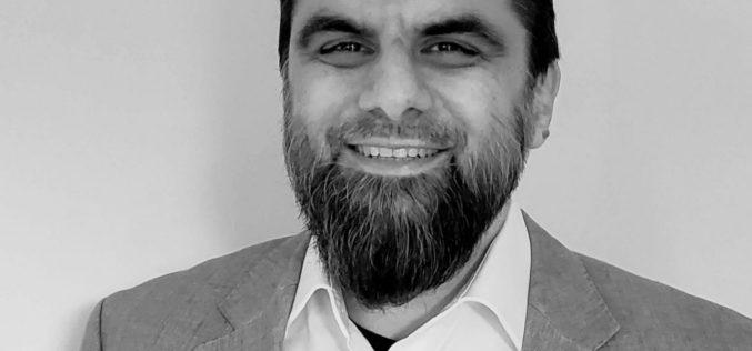 Kashif Shabir Appointed As New CEO Of Muslim Aid