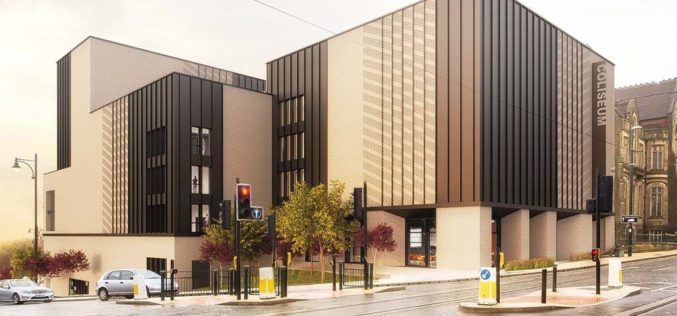 New Oldham Coliseum theatre gets the green light from planners