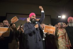 Canada's New Democrats elect Jagmeet Singh as party leader