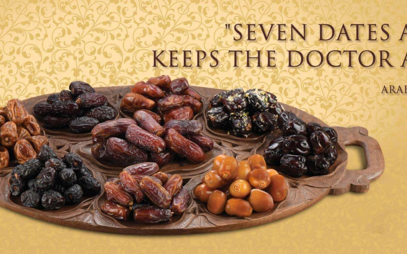 Charity Penny Appeal Says: Seven Dates A Day Keeps The Doctor Away