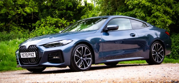 BMW 420i M Sport Coupe Review. You either hate it or you reckon it's not so bad
