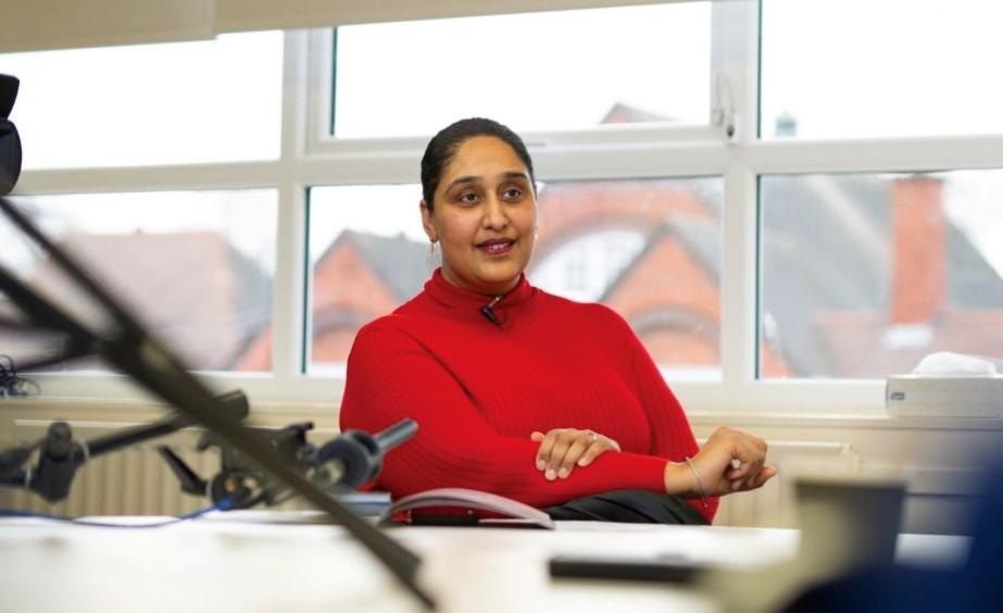 Herminder K Channa (OBE)