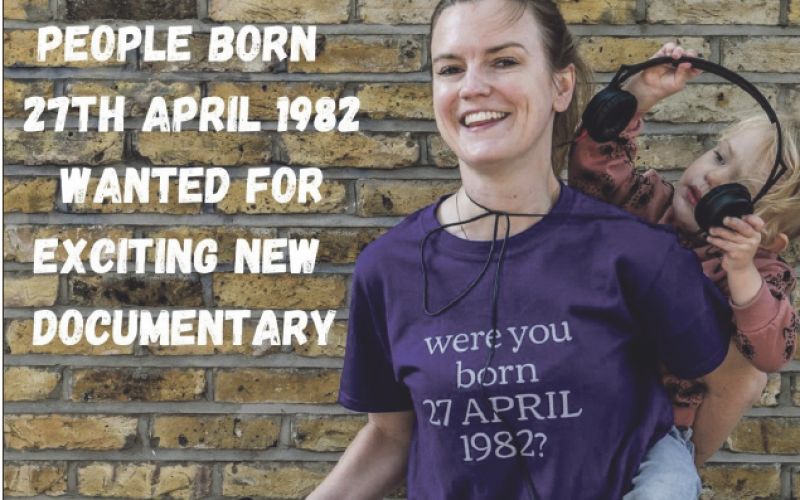 'Forty at Forty', Director's search to find 39 other women born on exact day