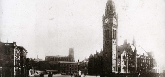 Rochdale Town Hall marks historic milestone