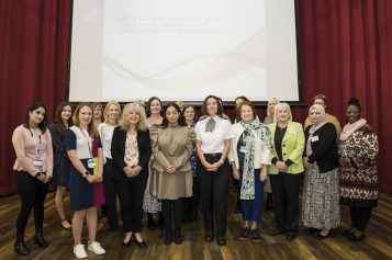 Women from Oldham come together for first meeting of taskforce