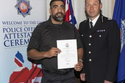 Greater Manchester Police welcomes 60 new police constables