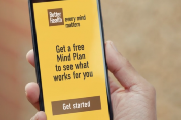 New every mind matters campaign to improve people's mental health