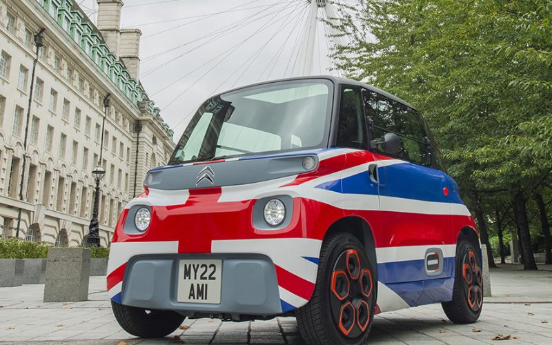 Citroen Ami gets greenlit for UK
