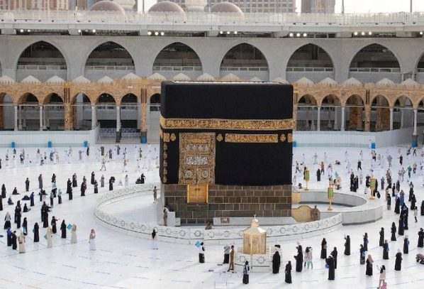 My Journey to Holy land and Performing Umrah under new guidelines following the pandemic.